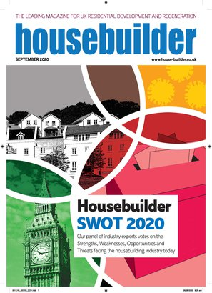 September 2020 - Front cover