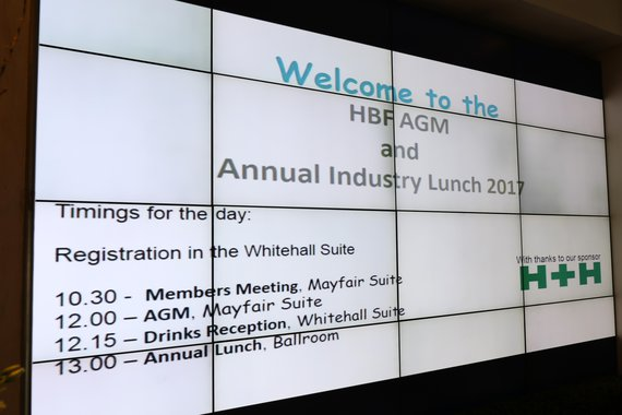 HBF AGM and Annual Lunch