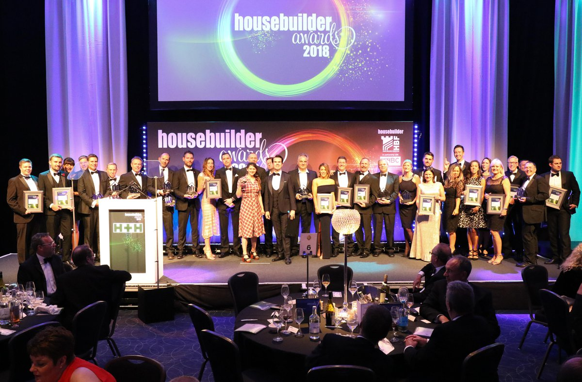 Housebuilder Awards Winners 2018