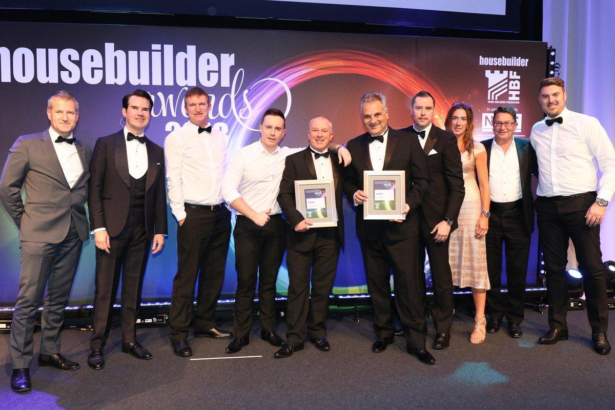 Housebuilder Awards 2018