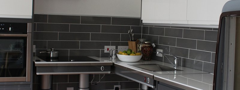 Presslit - Blackwood kitchen