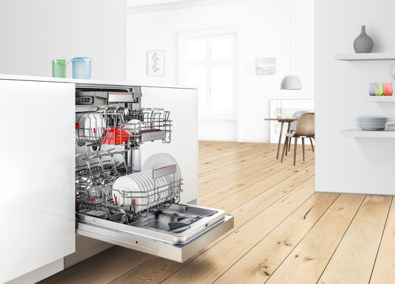 Bosch Built-in Dishwashers