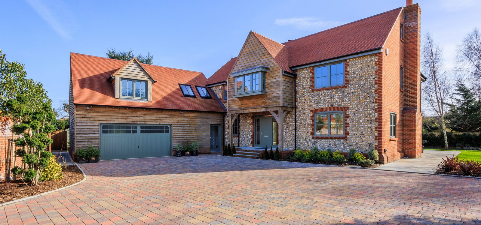 Tobermore and Junnell Homes
