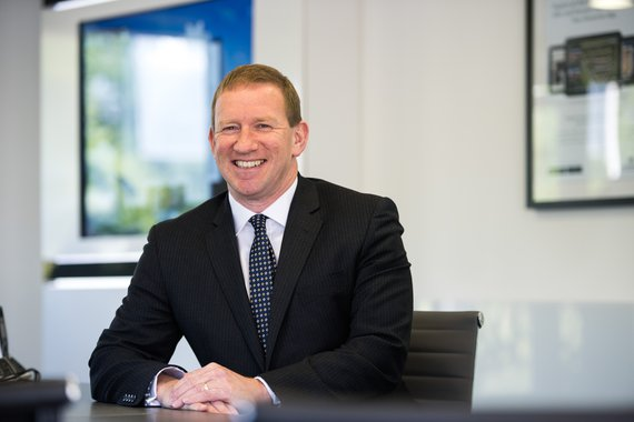 David Thomas, ceo, Barratt Developments