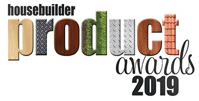 housebuilder product awards 2019 logo